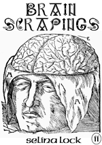 Brain Scrapings cover by Jay Eales