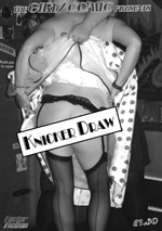 Knicker Draw cover by Teacake & Jay Eales
