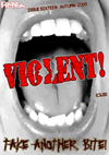 Violent 16 cover by Jay Eales